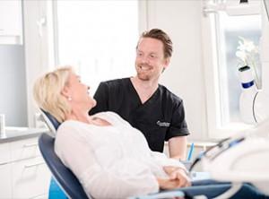 Fråga tandläkaren